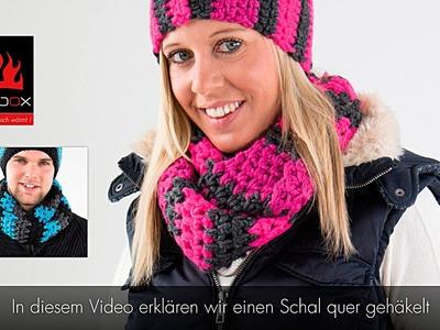 Hotbox Schlauchschal - Pink
