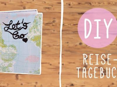 Mein Reisetagebuch: DIY Urlaubsidee von Nina