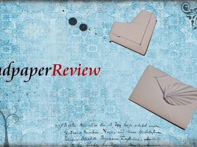Originelle Briefe selber falten - Tutorial - EndpaperReview