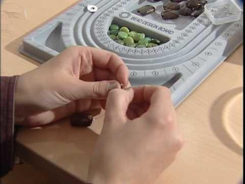 Schmuckdesign - Ketten selbst fädeln