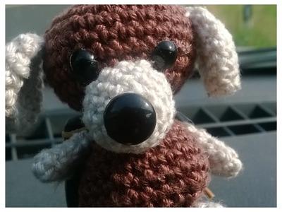 Amigurumi Hund Häkelanleitung (Teil 2 von 2)