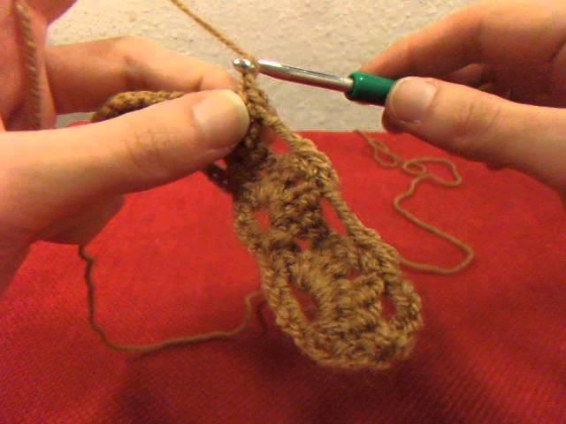 Neues Muster für Loop, Schal, Tasche