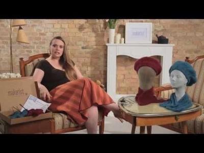 Intro: Knooking: Stricken und Häkeln in Einem