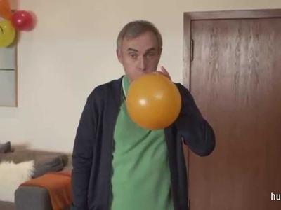 Johann König für HUK24: Die Sache mit dem Luftballon