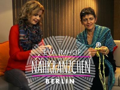 Nähkränzchen mit Eva Imhof * Das handgestrickte Interview mit eliZZZa