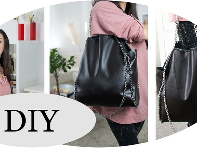 Stella McCartney Falabella Bag: DIY