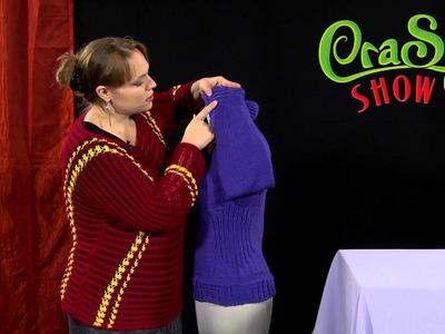 Verschiedenen Garnbeschaffenheiten & KAL - CraSy Show