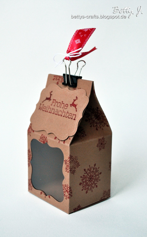Frohe Weihnachten - Verpackung für alle möglichen Geschenke (2012)