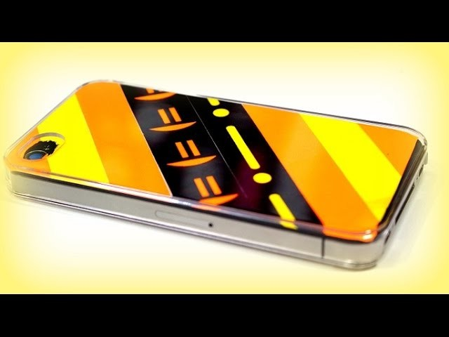 DIY Handyhülle Smartphone-Hülle selber gestalten | DIY Ideas Handy Case | Geschenke basteln deutsch
