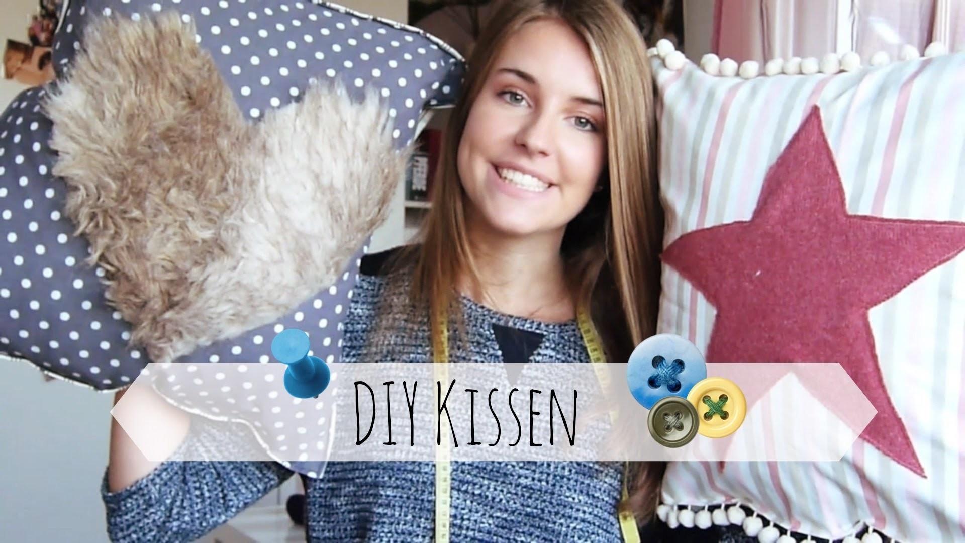 DIY Kissen | Selbstgemachtes