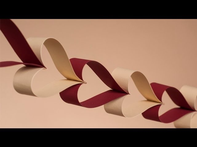 Herzgirlande, Kettenanhänger, Herzring 3 DIY Ideen von Schmuckladen.de