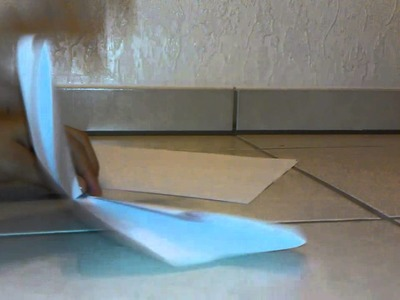 Papier Papierflieger Basteln Flugzeug Aus Papier Falten