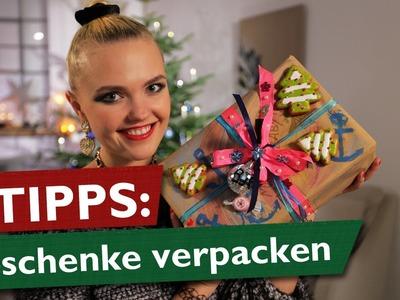 3 Bastel-Tipps für ein individuell verpacktes Weihnachtsgeschenk – OTTO