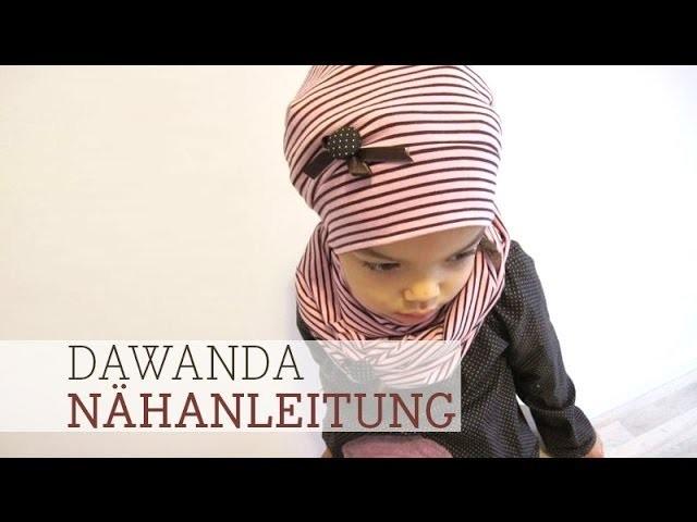 DaWanda Nähanleitung: Beanie-Mütze von Elfenkind Berlin