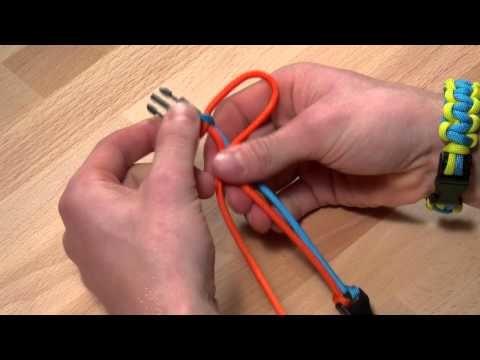 Paracords von folia -  Armband einfach selber machen
