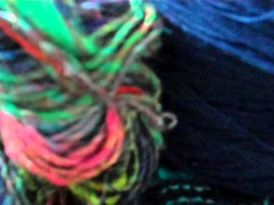 Stricken mit Garnen Folge (9) - die Wolle