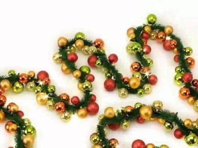 Weihnachtsdeko Girlande  schöne