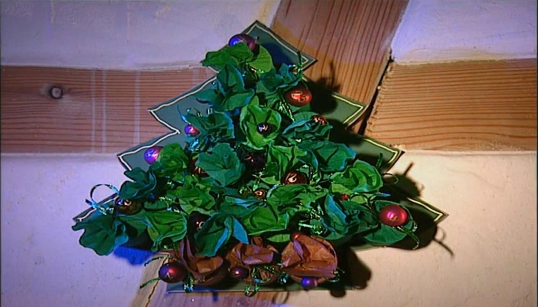 Dekotipp für Weihnachten: Adventskalender selber basteln