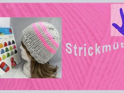 Stricken - Mütze aus der hatnut cool von PRO LANA