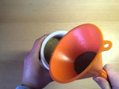 Boxsack selber basteln - Einen Sandsack erstellen
