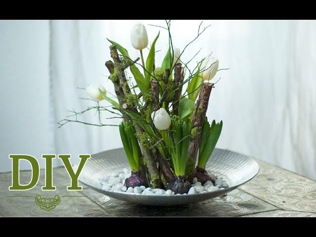 DIY: Ausgefallene Blumendeko selber machen | Deko Kitchen