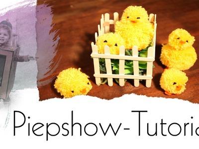 Piepshow: Osterküken, voll niedlich und selbstgemacht - Handmade