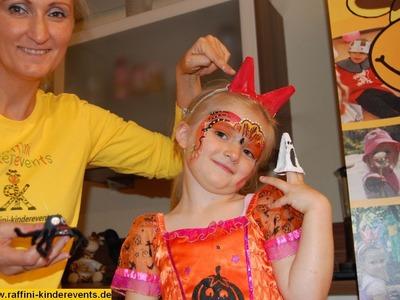 Recycling Basteln mit Kindern Teil 03 - Halloween Teufelshoerner von Raffini Kinderevents