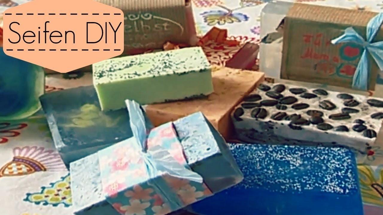 Seifen und Badekugeln selber machen | Basteln mit Kindern | DIY