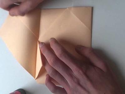 Briefumschlag selber machen - Kuvert basteln