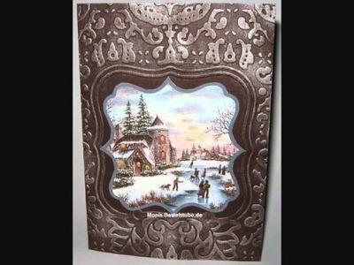 Grußkarten Galerie Nr.8 - Thema - Basteln mit Motiven aus CD-Roms