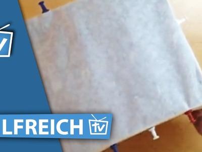 Lochkamera bauen - Fotoapparat basteln