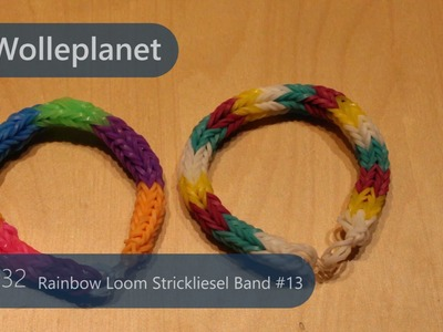 Loom Strickliesel Band #13