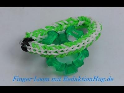 Loom Bands - Rainbow Loom - Finger-Loom -  Band A - Veronika Hug