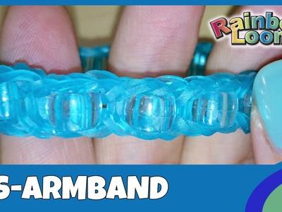 Rainbow Loom Eis-Armband - deutsche Anleitung