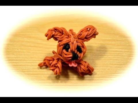 Rainbow Loom Hund (deutsche Anleitung)