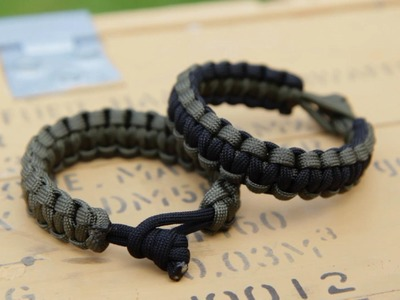 Paracord #04 - Survival Armband