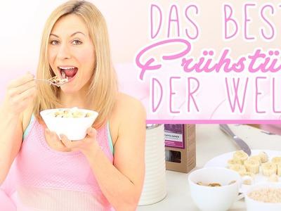 Gesunde Ernährung nach dem Workout | Bestes Frühstück der Welt zum Abnehmen | VERONICA-GERRITZEN.DE