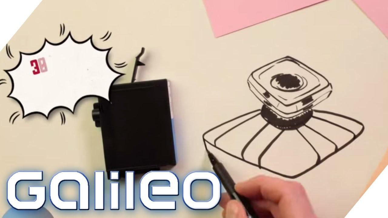So einfach spart man teure Druckertinte!   Galileo Lunch Break