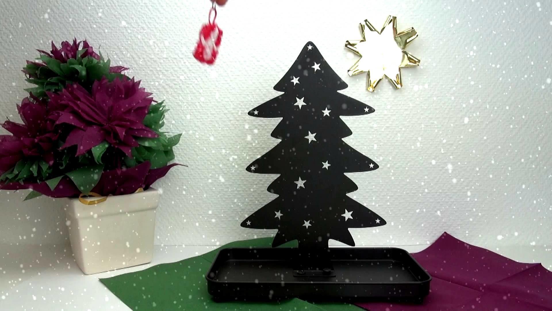 Das große WEIHNACHTSPROJEKT! Der YouTuber Weihnachtsbaum!