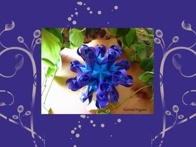 Origami ❀ Sea Lilie ❀ Kusudama