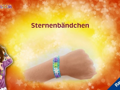 So Styly: Lovely Loom - Sternenbändchen - Video-Anleitung