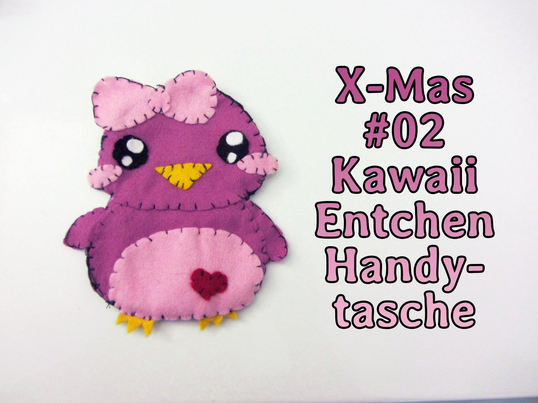 [X-Mas #02] DIY Handyhülle Kawaii Entchen | Geschenk Tipp