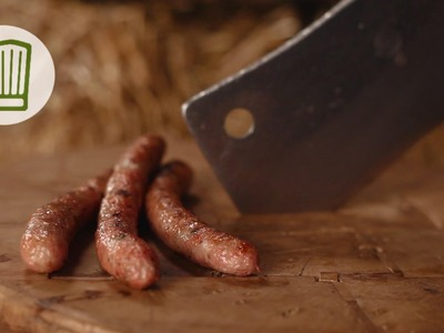 Bratwurst selber machen #chefkoch