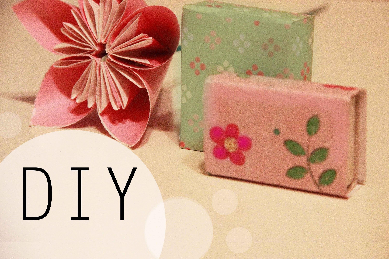 DIY | Die Schachtel, die jede Frau braucht