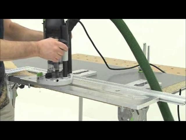 Festool TV Folge 9: APS 900 Eckverbindungen von Küchenarbeitsplatten