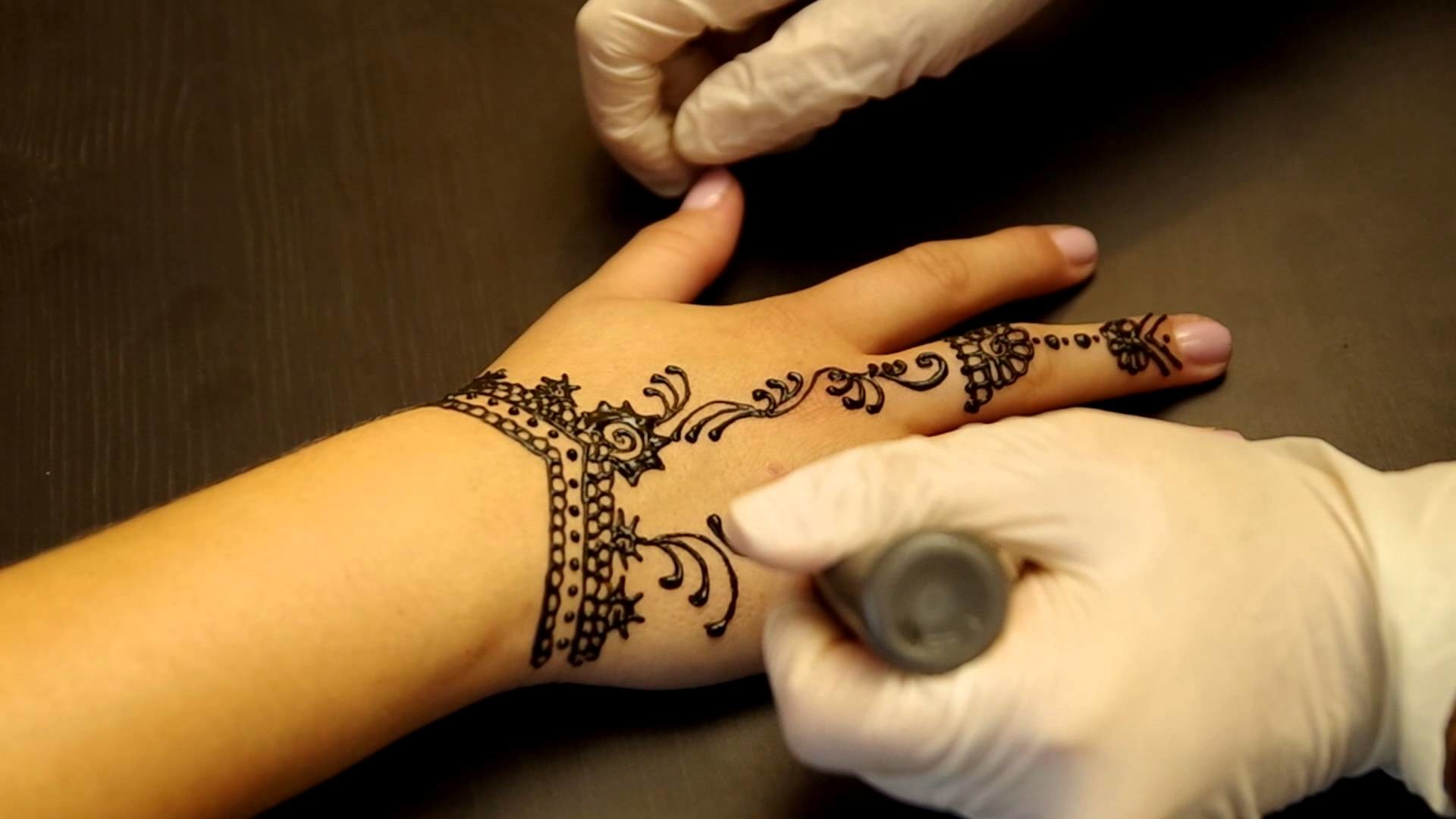 My Henna - Henna Tattoo # 2