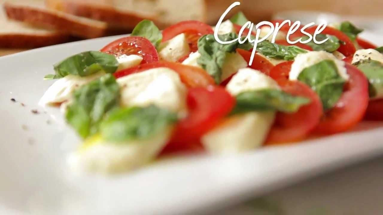 rezept insalata caprese tomate mozzarella selber machen. Black Bedroom Furniture Sets. Home Design Ideas