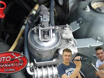 Kraftstofffilter Dieselfilter wechseln erneuern [Tutorial] HD fuel filter diesel filter change