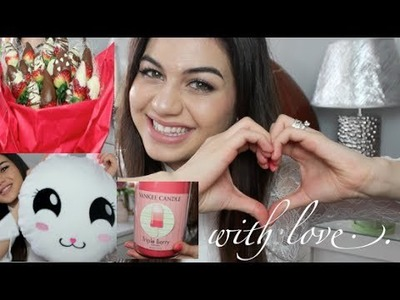 Valentinstags Geschenk Ideen. DIY Ideas for Valentines Day 2014