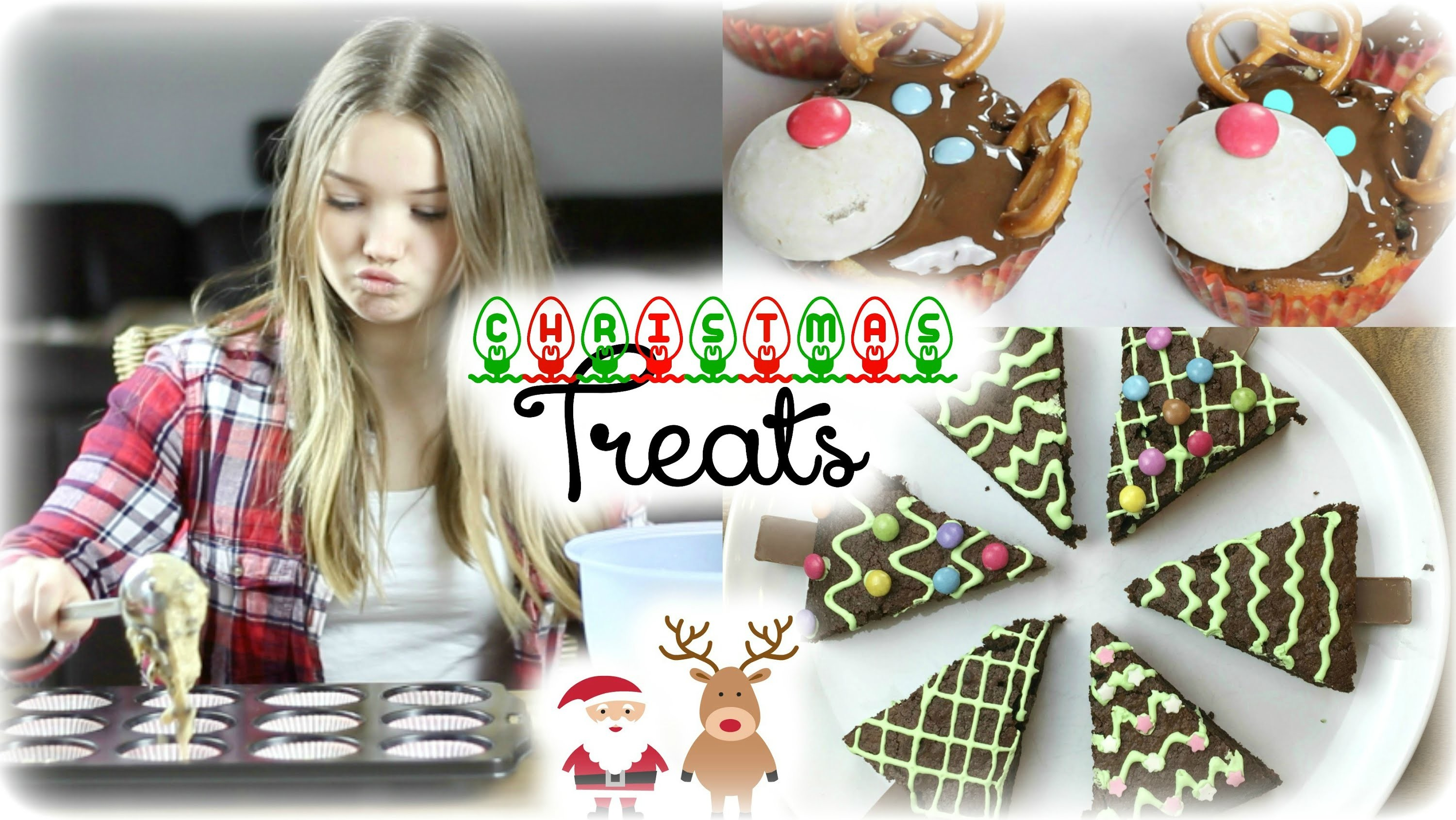 DIY HOLIDAY TREATS | #beautxmas